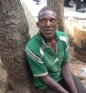 'I Got N4000 To Chop Off Woman's Head And Hand'- See Photo Of Man That Said This
